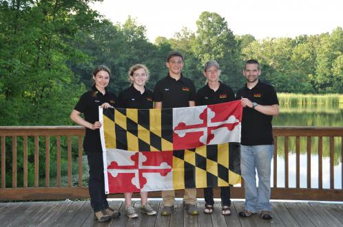 Maryland WHEP 4th Place 2013.