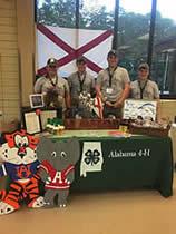 Alabama WHEP Team 2017